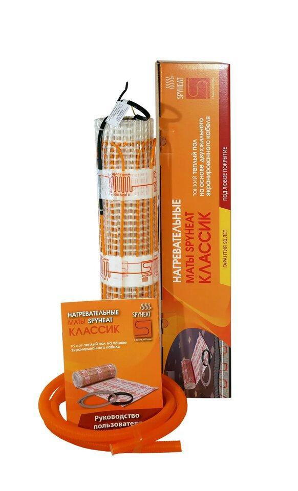 Теплый пол Spyheat Shmd-8-1200 теплый пол теплолюкс profimat160 10 0