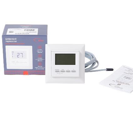 Терморегулятор SPYHEAT NLC-511H белый