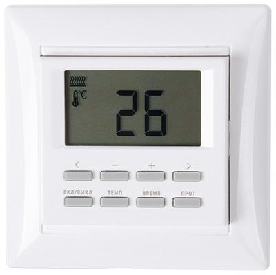 Терморегулятор Spyheat Nlc-527h  терморегулятор электронный spyheat etl 308b белый