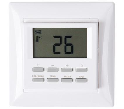 Терморегулятор SPYHEAT NLC-527H белый