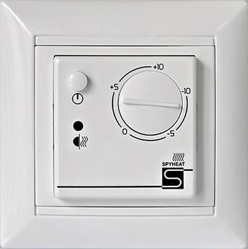 Терморегулятор Spyheat Smt-514d  терморегулятор электронный spyheat etl 308b белый
