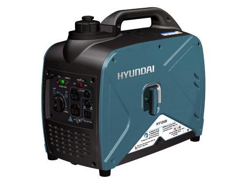 Бензиновый генератор HYUNDAI 125Si