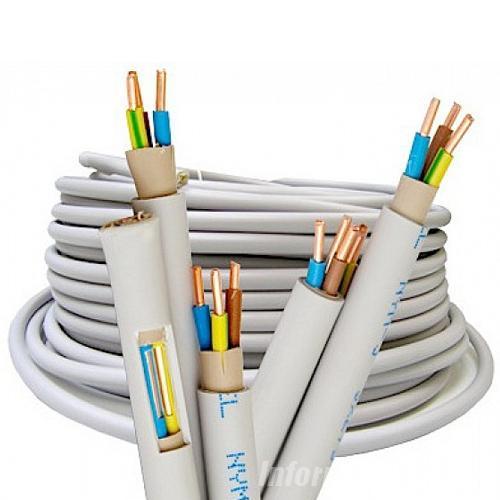 Кабель АРЗАМАССКИЙ КАБЕЛЬНЫЙ ЗАВОД 24405 9 100м кабель nym j 3х6 0 5м гост