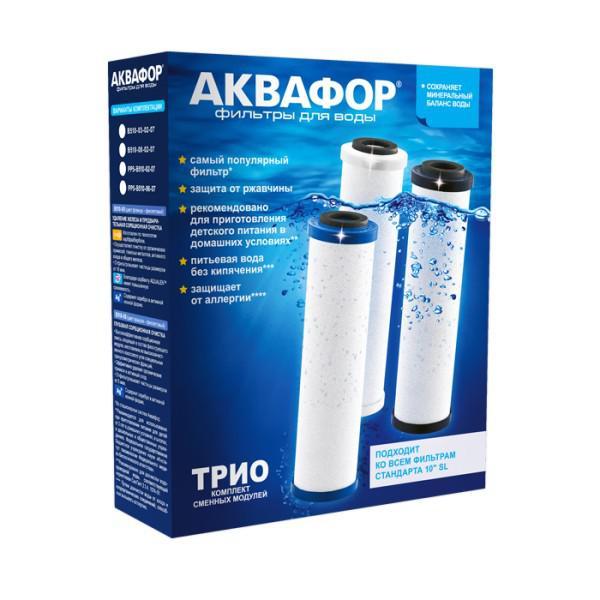 Картридж АКВАФОР И1894 РР5-В510-02-07 картридж для магистрального фильтра аквафор в510 12