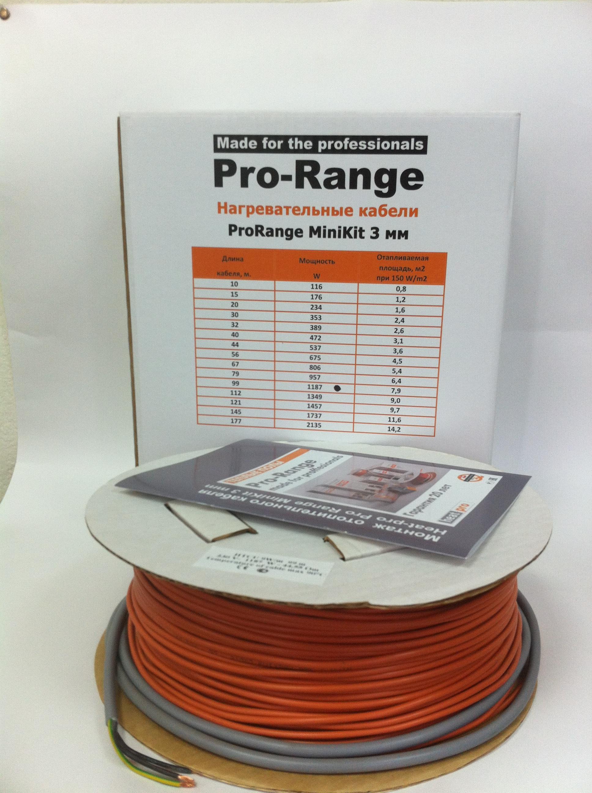 Теплый пол Heat-pro Prc-3.-0234 теплый пол теплолюкс profimat160 10 0