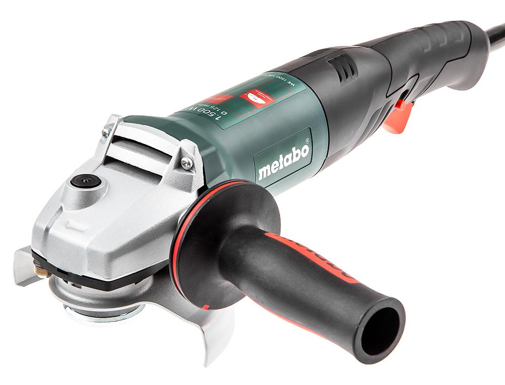 УШМ (болгарка) Metabo We 1500-125 rt (601241000)