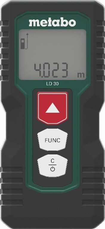 Дальномер Metabo Ld30 (606162000) лазерный дальномер stabila тип ld 520 set 18562