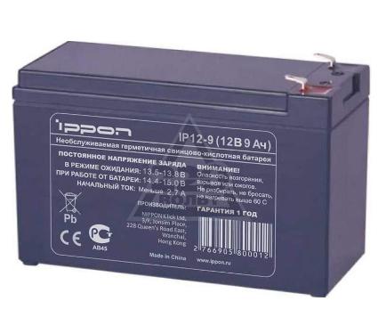 Аккумулятор для ИБП IPPON 669058