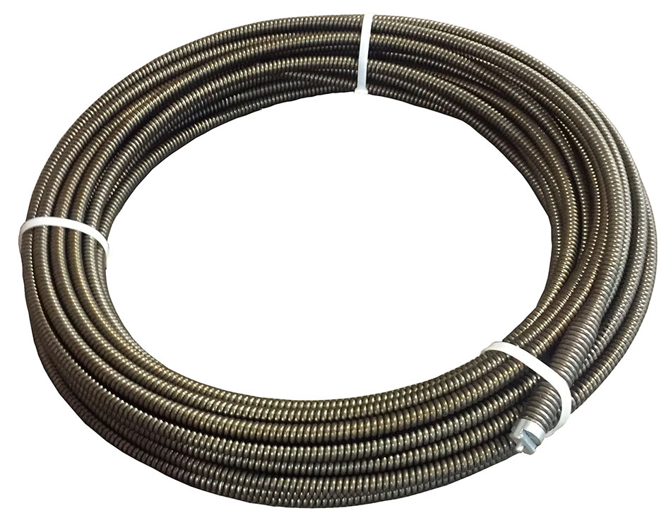 Спираль RotoricaПрочистное оборудование<br>Тип прочистного оборудования: трос для прочистки, Мин. диаметр трубы: 22, Тип двигателя: без двигателя, Длина спирали: 15<br>