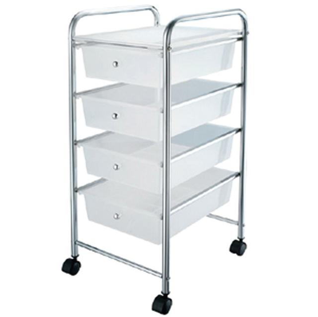 Этажерка Pristine G004 этажерка столик с3 мя корзинками atlanta цвет серебристый белый