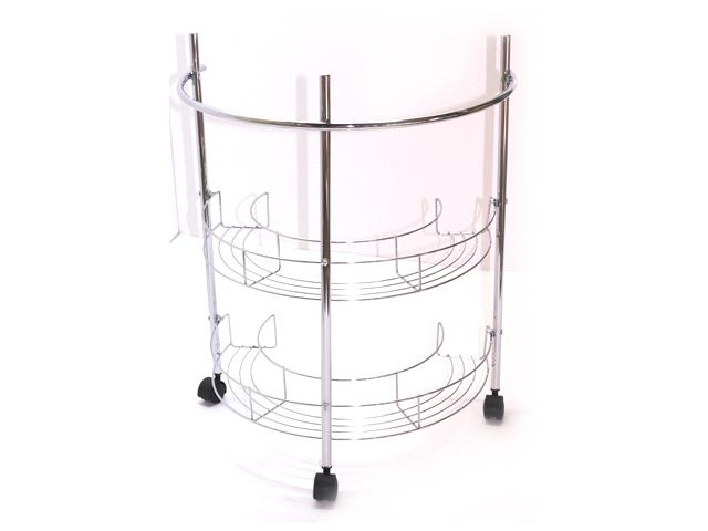 Этажерка Pristine Tsr991 этажерка столик с3 мя корзинками atlanta цвет серебристый белый
