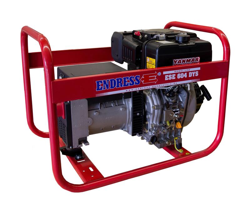 Дизельный генератор Endress Ese 604 dys diesel endress ese 606 dhg gt duplex