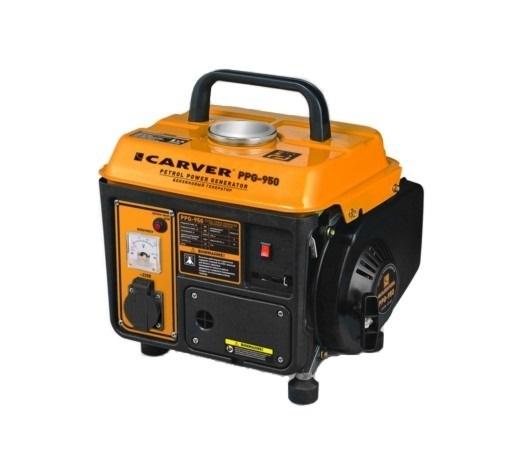 Бензиновый генератор Carver Ppg-950