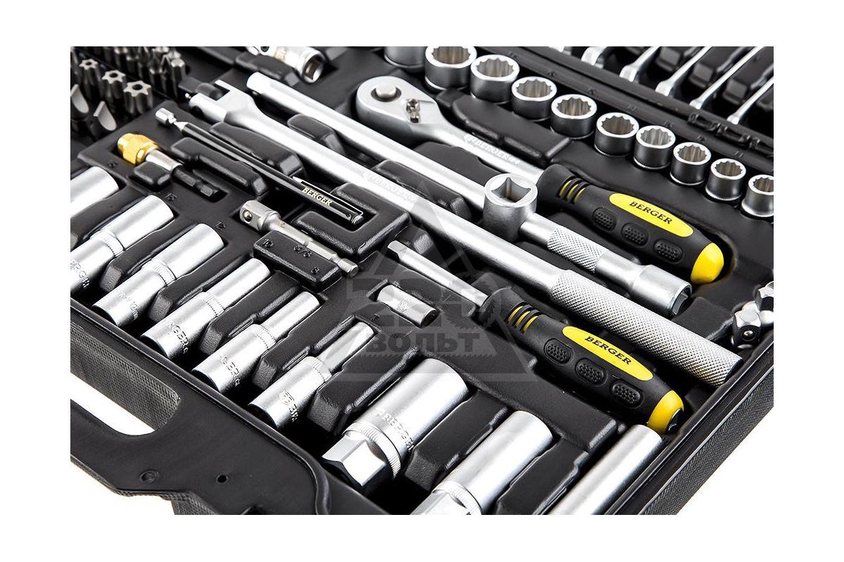 Набор инструментов BERGER BG100-3814 (фото 2)