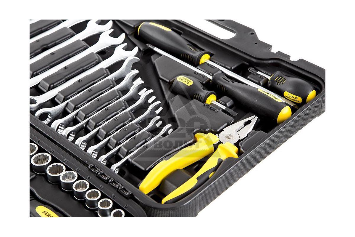 Набор инструментов BERGER BG100-3814 (фото 3)