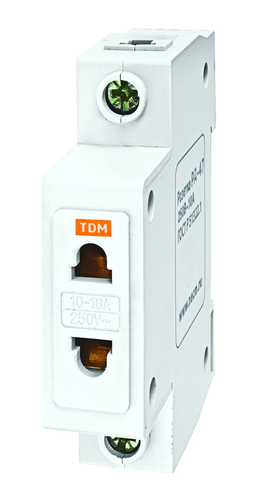 Розетка Tdm Sq0209-0002