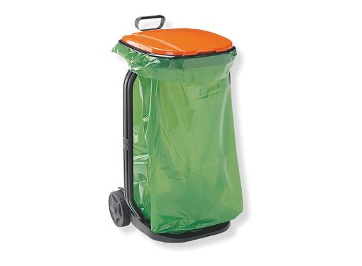 Мешок для сбора травы и листьев GF 5770 8000-7203, 70х110см,100 л, для тележки