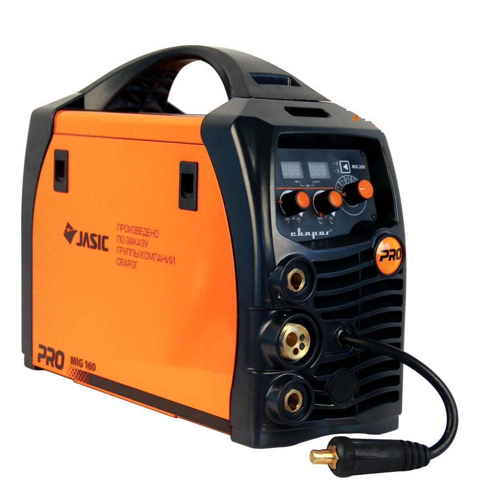 Сварочный аппарат СВАРОГ Pro mig 160 (n227) сварочный аппарат тсс pro mig mma 160