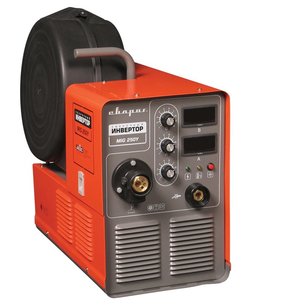 Сварочный аппарат СВАРОГ Mig 250 y (j04-m) инвертор сварог mig 250 y j04 m мма 00000092661