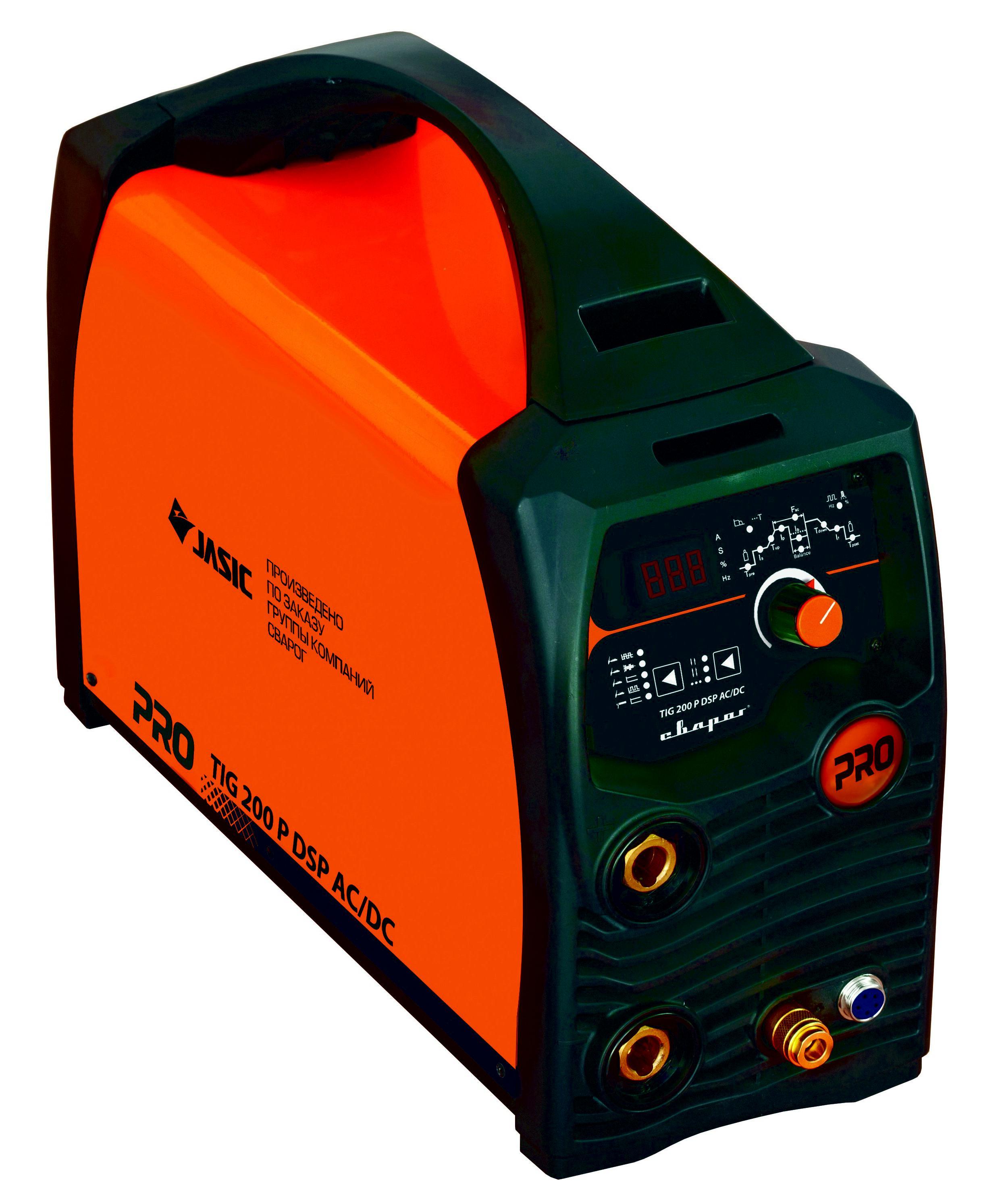 Сварочный аппарат СВАРОГ Pro tig 200 p dsp ac/dc (e201) сварочный аппарат сварог pro tig 200 p dsp w212