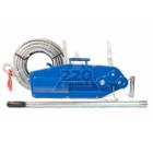 Лебедка механическая TOR ZNL 1600