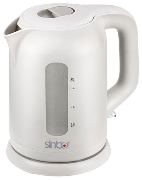 Чайник Sinbo Sk 7319 чайник sinbo sk 7358 2200 вт 1 8 л пластик слоновая кость