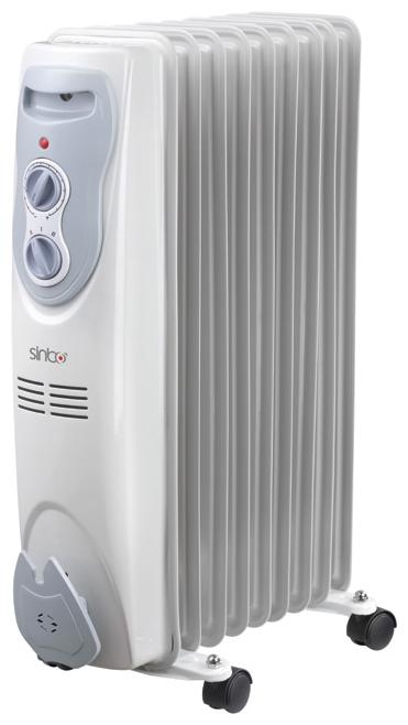 Радиатор Sinbo Sfh 3322 напольный вентилятор sinbo sf 6710