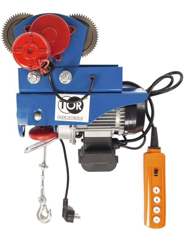 Таль электрическая Tor Pa-250/500 анкерный зажим so 250 01 pa 1500 niled 162655