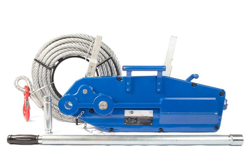 Лебедка механическая Tor Znl 5400 лебедка механическая tor znl 3200