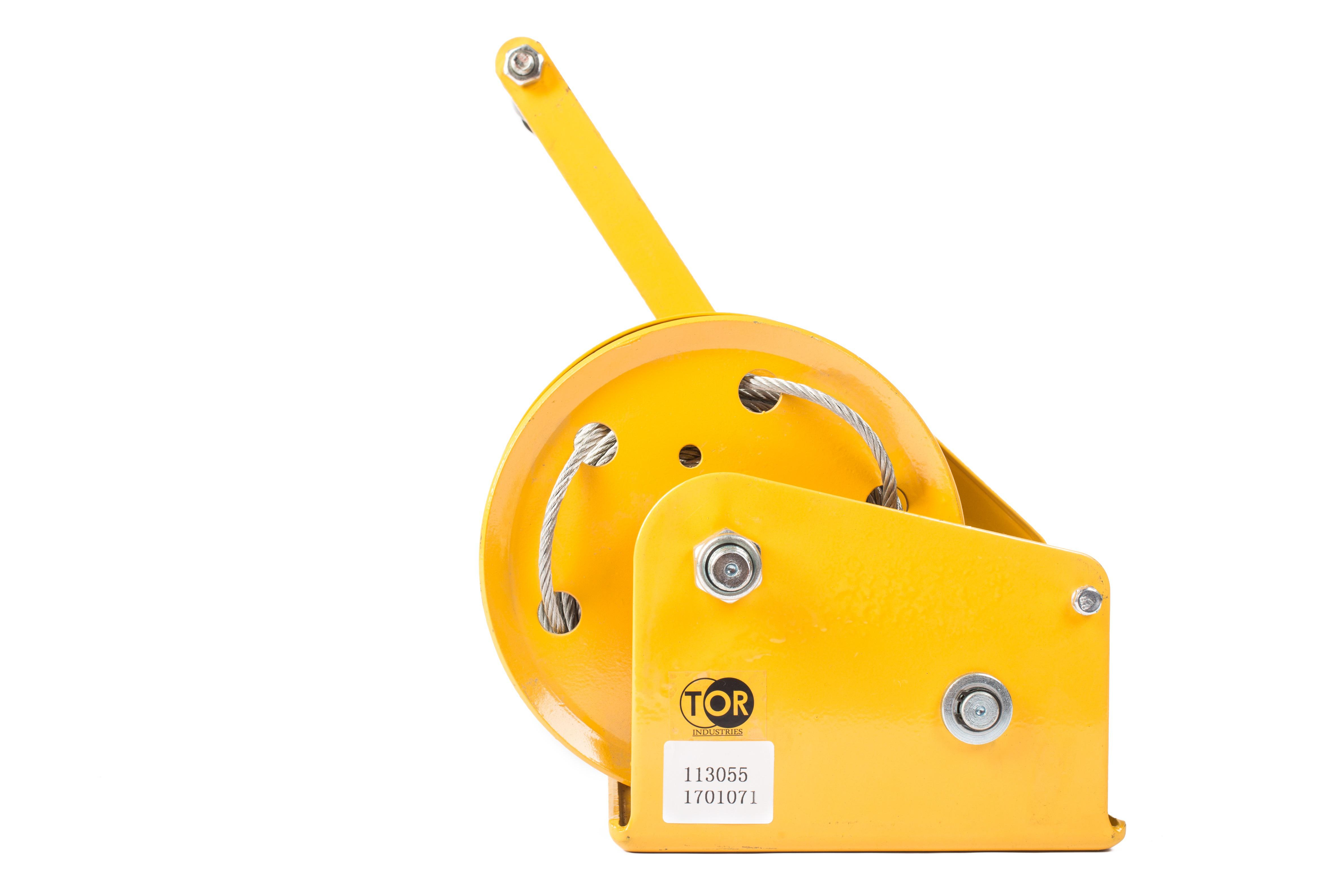 Лебедка механическая Tor Bhw-1800
