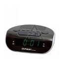 Часы-радио FIRST FA 2406-3 Black