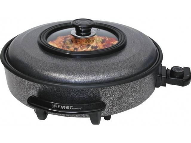 Сковорода электрическая First Fa-5109 black