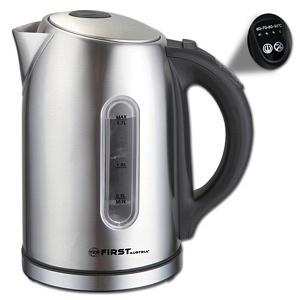 Чайник First Fa-5411-0 black first fa 5411 8 black электрический чайник