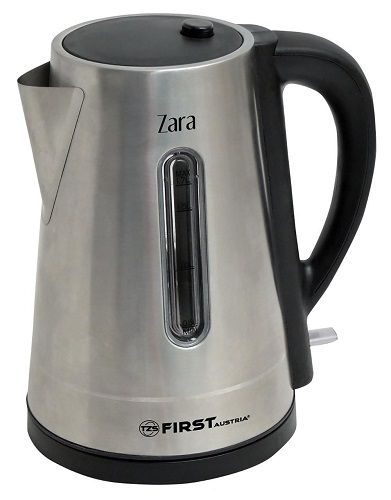 купить Чайник First Fa-5411-4 black недорого
