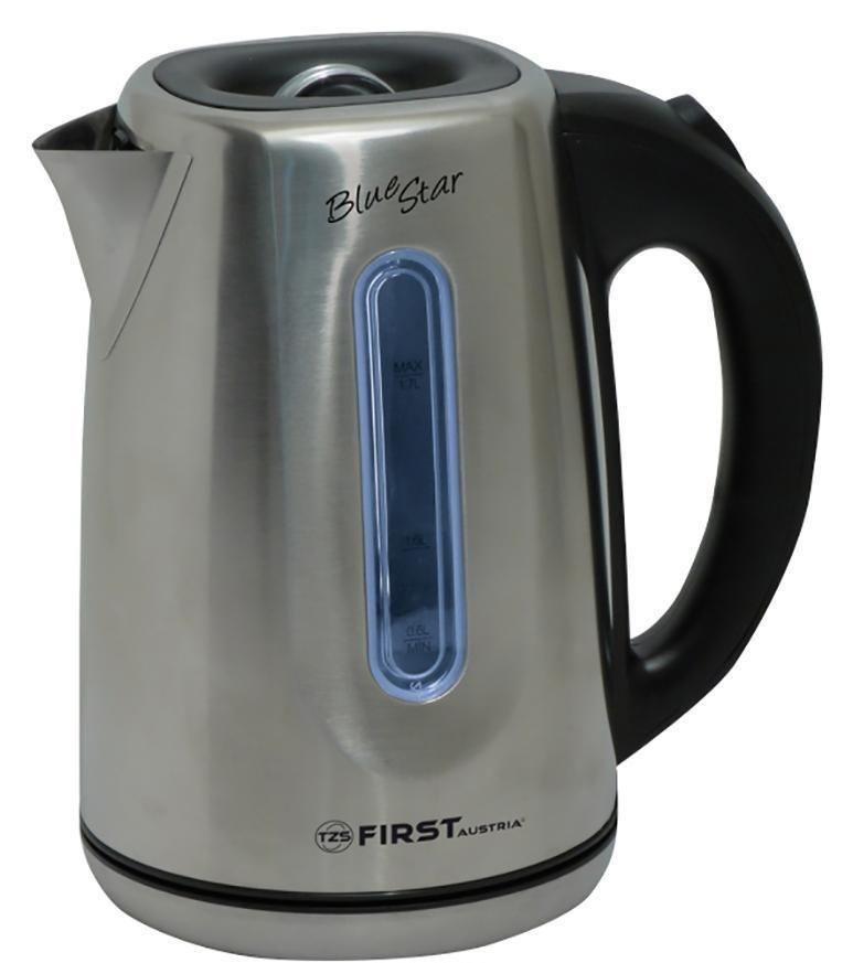 Чайник First Fa-5411-5 black first fa 5411 8 black электрический чайник