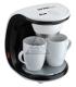 Кофеварка FIRST FA-5453-2 White/black