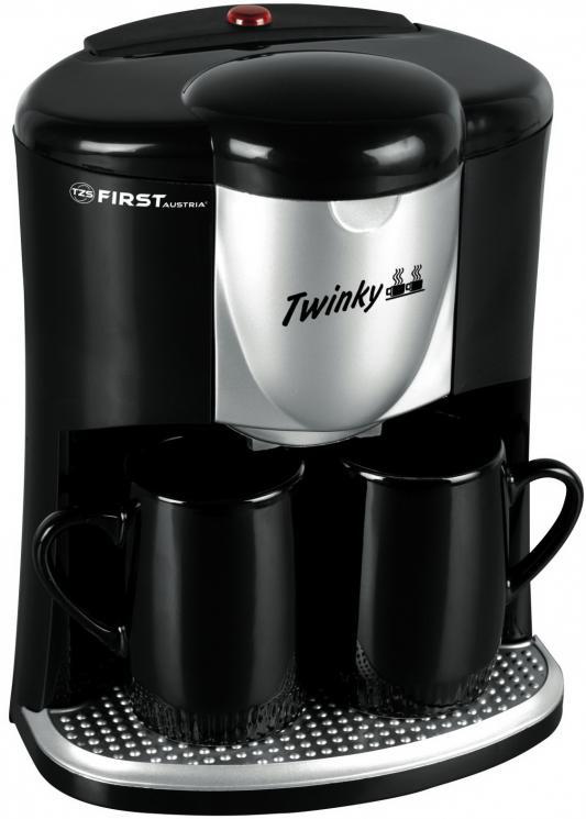 Кофеварка First Fa-5453-b black