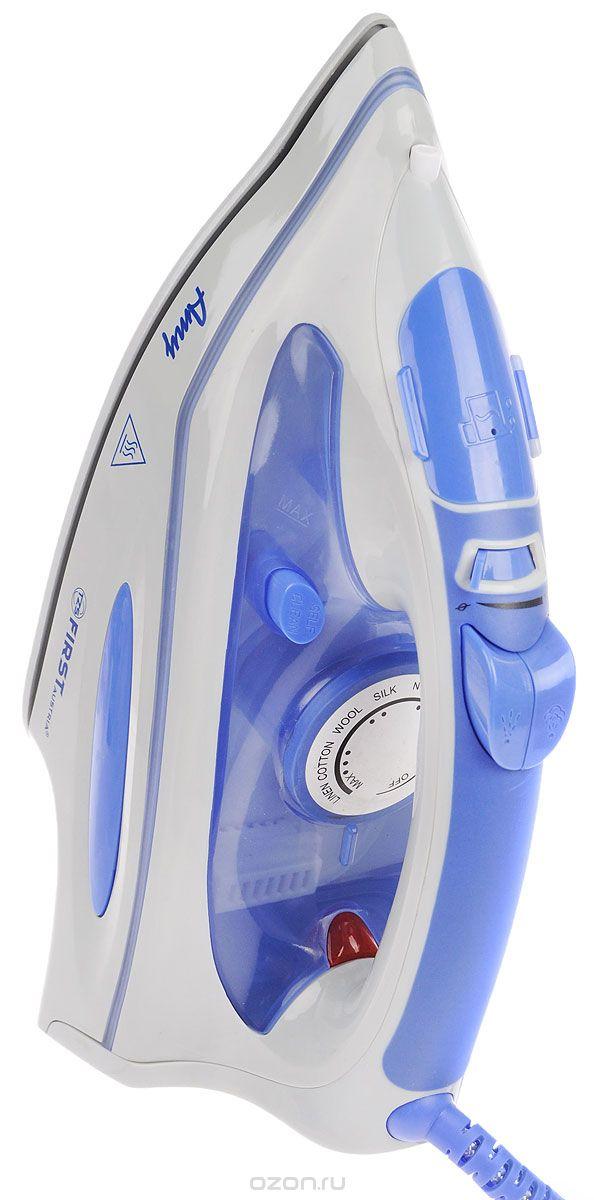 Утюг First Fa-5628-4 blue