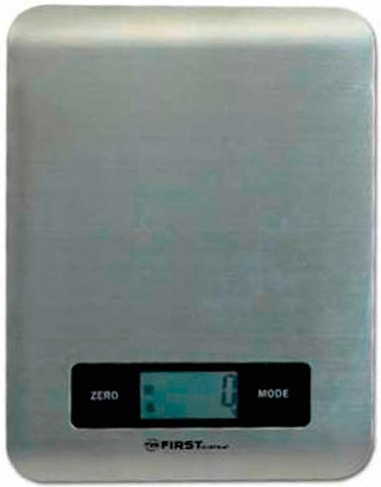 Весы кухонные First Fa-6403 grey