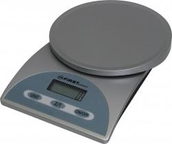 Весы кухонные First Fa-6405 silver