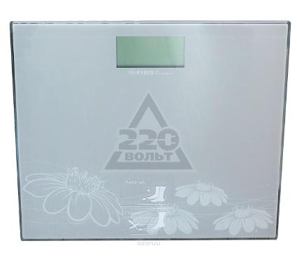 Весы напольные FIRST FA-8015-2 Grey
