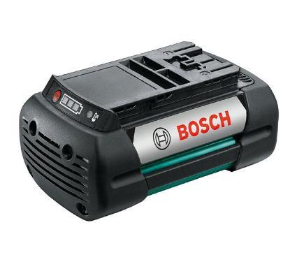 Аккумулятор BOSCH 36В 4Ач Li-Ion (F016800346)