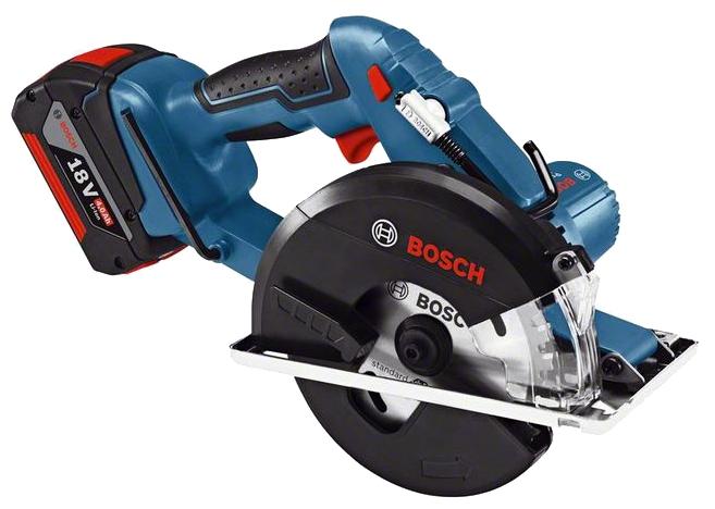 Пила циркулярная Bosch Gkm 18 v-li (0.601.6a4.000) аккумуляторный перфоратор bosch gbh 180 li 4 0ач x2 0611911023