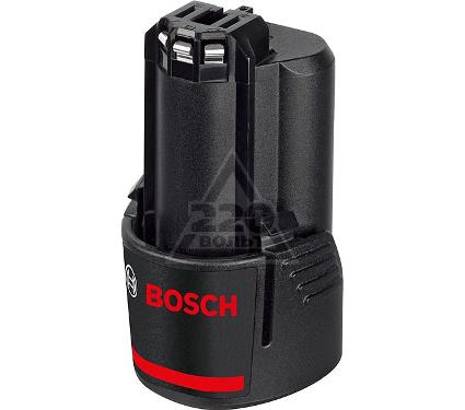 Аккумулятор BOSCH Li-Ion10,8 В; 2,5 Ач (1.600.A00.4ZL)
