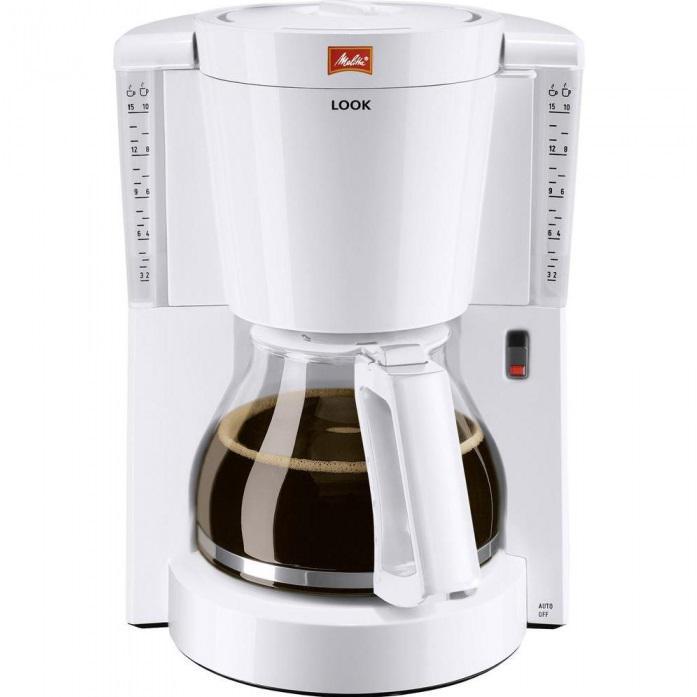 Кофеварка Melitta 20984 look iv