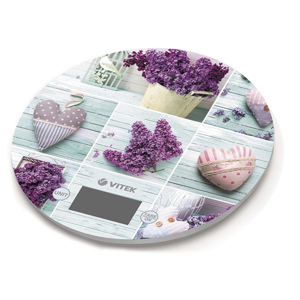 Весы кухонные Vitek 2426(l)