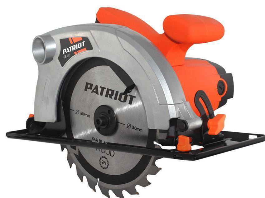 Пила циркулярная Patriot Cs210 пила patriot es 2416 220301525