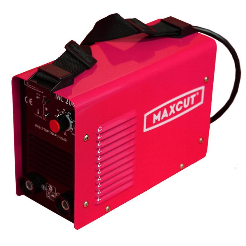 Сварочный аппарат Maxcut Mc200 инверторный сварочный аппарат maxcut mc 200