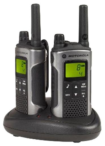 Рация Motorola Tlkr-t80 от 220 Вольт
