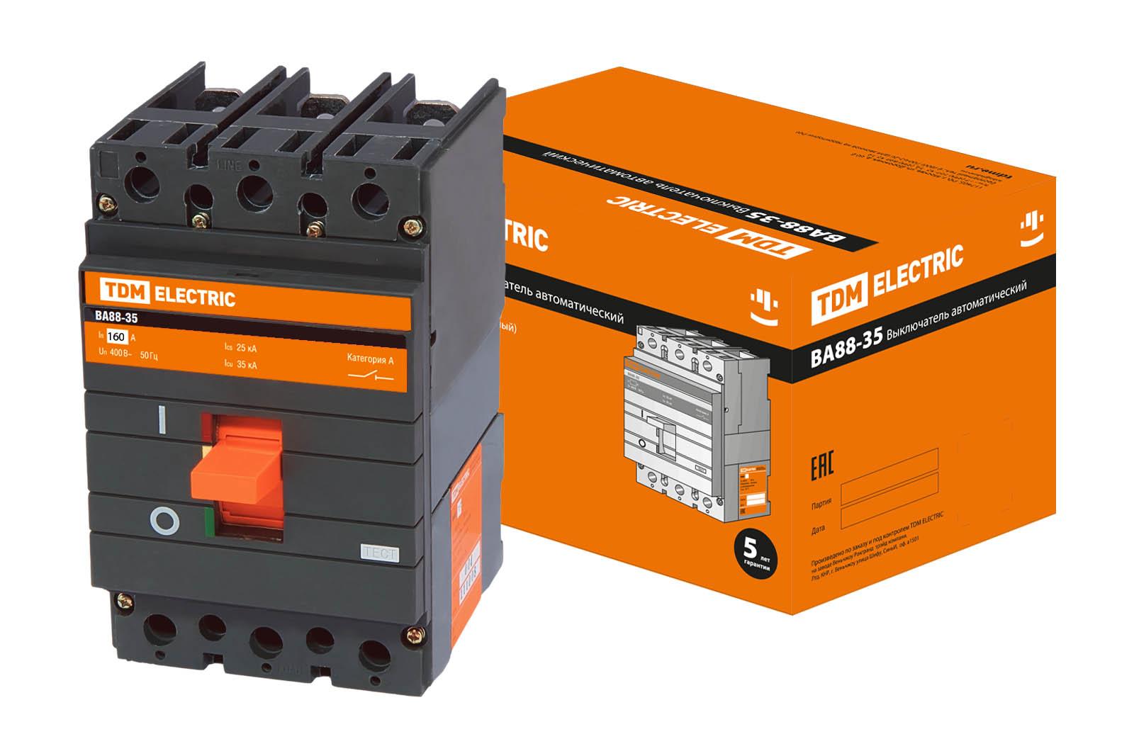 Автомат Tdm Sq0707-0015